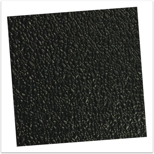 Black 4' x 9' Glasteel Class C Pebbled FRP (fiberglass reinforced panel)