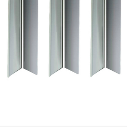 Stainless Steel Inside Corners