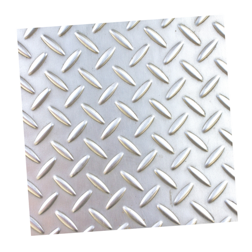 Diamond plate panels (aluminum treadbrite .063)