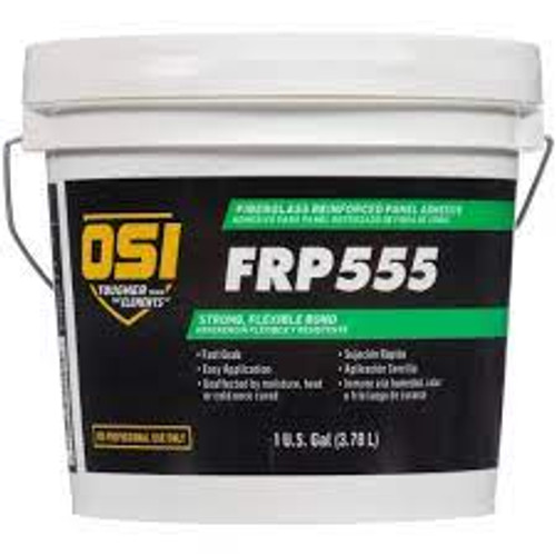 FRP adhesive for FRP Panels.  Five gallons to install your FRP.
