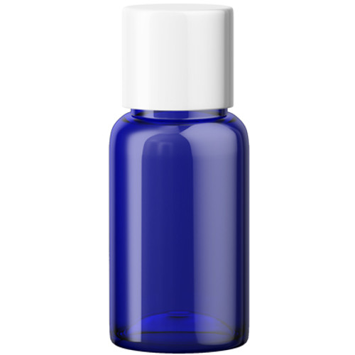 30mL PET Blue Storage Bottle