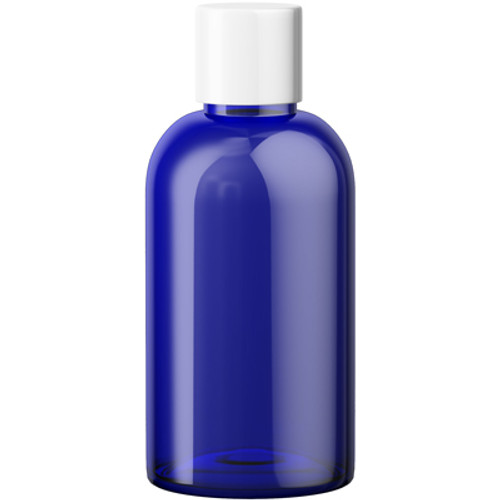 120mL PET Blue Storage Bottle