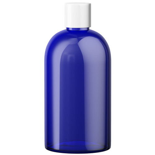250mL PET Blue Storage Bottle