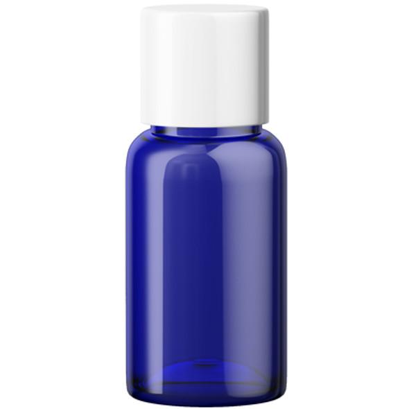 30mL PET Blue Storage Bottle