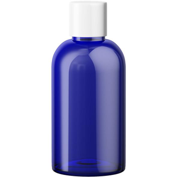 120mL PET Blue Storage Bottle