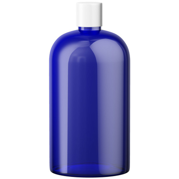 500mL PET Blue Storage Bottle