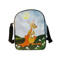 Kangaroo Nylon Carry Bag