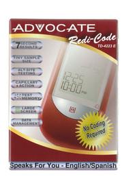 Advocate Redi-Code Talk Meter