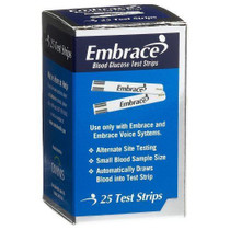 Embrace TALK Test Strips 50ct