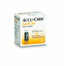 Accu-Chek Fast Clix Lancets 102ct
