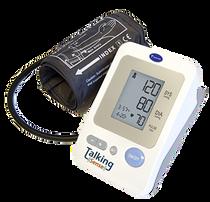Talking Sense Upper Arm Blood Pressure Monitor, X-Large Cuff
