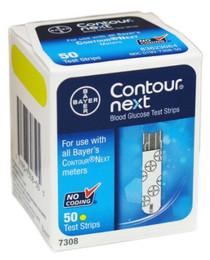 Bayer Contour NEXT DME 50ct (7