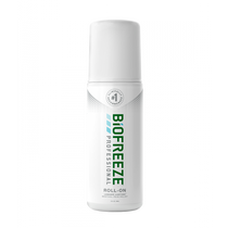 Biofreeze Colorless Roll-on 3oz