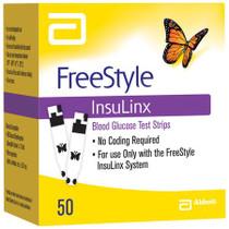 Freestyle Insulinx Retail 50
