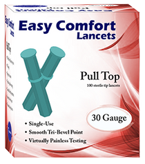 Easy Comfort Pull Top Lancet