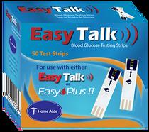 Easy Talk 50 Test Strips