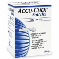 Softclix Lancets Retail 100