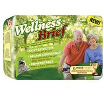 Wellness Briefs XL (60 pcs)