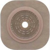 """New Image 2-piece Cut-to-fit Flat Flexwear (standard Wear) Skin Barrier 1-3/4"""" Opening, 2-1/4"""" Flange Size"""