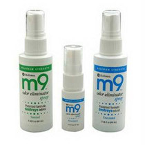 M9 Odor Eliminator Spray 8 Oz. Pump Spray, Unscented