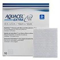 "Aquacel Extra 4"" X 5"" Hydrofiber Wound Dressing"