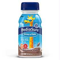 Pediasure Grow & Gain Chocolate Retail 8 Oz. Bottle