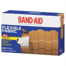 """Band-aid Flexible Fabric Adhesive Bandage 1"""" X 3"""""""