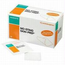 No-sting Skin-prep Protective Wipes