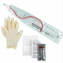 Touchless Plus Unisex Vinyl Intermittent Catheter Kit 14 Fr 1100 Ml