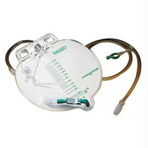 """Urinary Drainage Bag With Anti-reflux Device And 3/16"""" Tubing 2,000 Ml"""