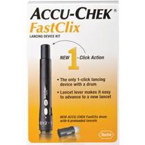 Accu-chek Fastclix Lancing Device - 05864666160