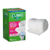 """Curad Rolled Gauze Bandage, 3"""" X 4-1/10 Yds."""