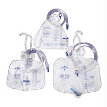 Urinary Drainage Bag With Anti-reflux Tower And Metal Clamp 4,000 Ml