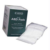 "Sterile Abdominal Pad Dressing 8"" X 7-1/2"""