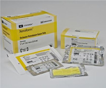 """Xeroform Sterile Petrolatum Gauze Patch 5"""" X 9"""""""