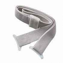 """Sensura Mio Belt Standard 1-1/4"""" W X 51"""" L, Latex-free, Gray"""