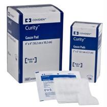 """Curity Sterile Gauze Pad 2"""" X 2"""""""