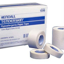 "Tenderskin Hypoallergenic Paper Tape 3"" X 10 Yds."