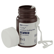 """Curity Sterile Plain Packing Strip 1/2"""" X 5 Yds."""
