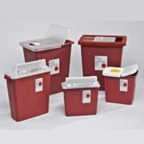 Multi-purpose Sharps Container 1/2 Gallon