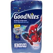 Goodnites Youth Pants, Small/medium Boy, Jumbo Pack