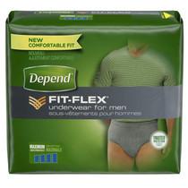Depend Maximum Absorbency Underwear For Men Small/medium