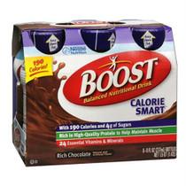Nestle Boost® Women Nutritional Drink, Rich Chocolate, 8 oz