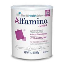 Alfamino Junior Unflavored Powder 14.1 Oz.