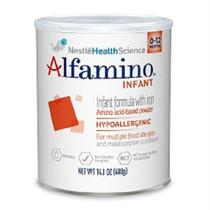 Nestle Alfamino™ Infant Amino Acid Powder Formula, 14.1 oz. Canister