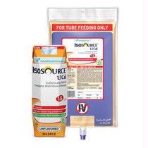 Isosource 1.5 Cal Complete Unflavored Liquid Food 1000ml