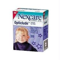 "3M Nexcare™ Opticlude™ Junior Orthoptic Eye Patch 2-1/2"" x 1-1/4"", Beige, Latex-free"
