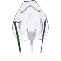 Oxygen Mask, Medium, Pediatric