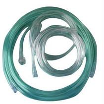Teleflex Oxygen Green Tint S.L. Tubing, 25 ft Tubing Length, Standard Connector