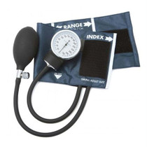 American Diagnostic Aneroid Sphygmomanometer, Standard, Small Adult, Navy